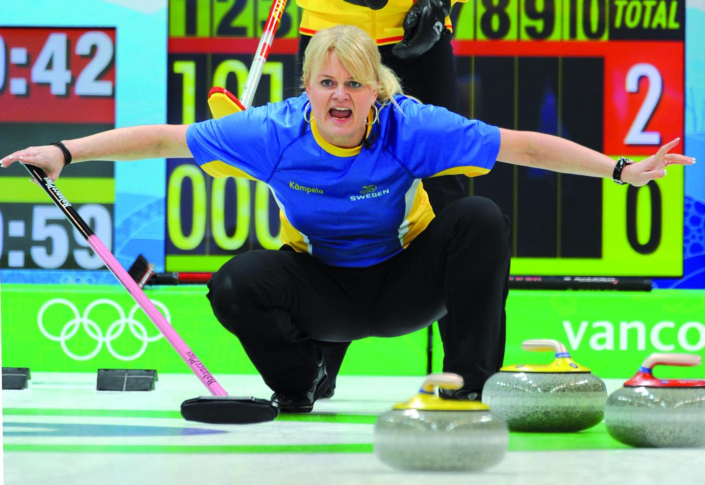 Anette Norberg vad driver anette norberg på och utanför isen? | jessica